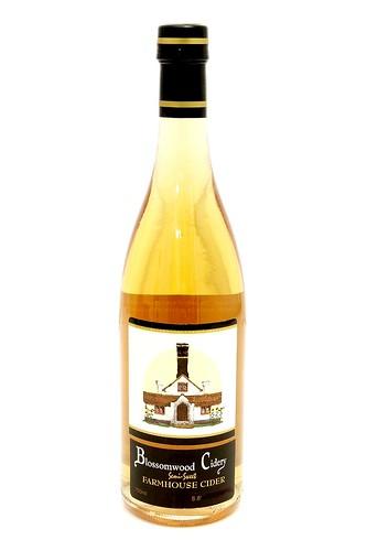 Blossomwood Cidery - Semi-Sweet Farmhouse Cider