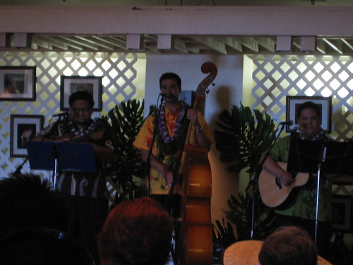 Mahealani Stillman performs