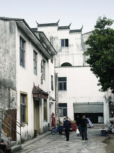 tanleesoyo 拍攝的 《江南小巷》。