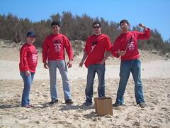 נקיון חופים אדדוד ונחל לכיש 063