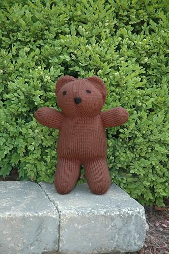 November Baby Bobbi Bear