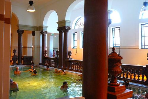 Széchenyi indoors