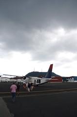 Our Plane to Bocas Del Toro