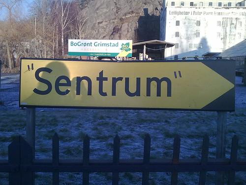 """""""Sentrum"""""""