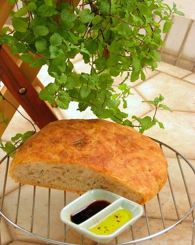 Potatoe Rosemary Bread