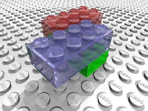 Virtual Building Blocks