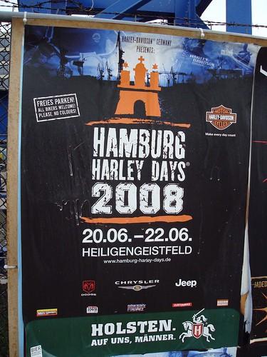 Hamburg Harley