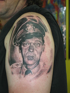 Don Knotts is....