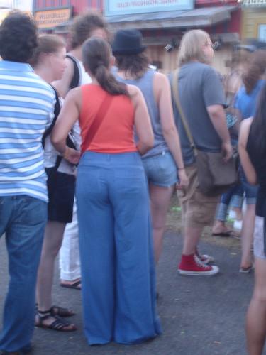 Odd pants