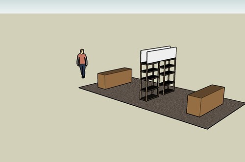 10x20 Booth Design 1 by you.