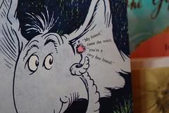 Horton Hears a Who Card
