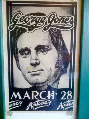 George Jones Poster