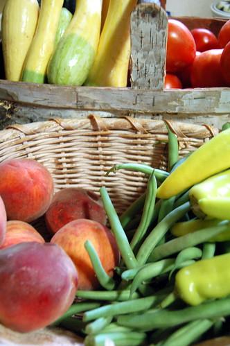 Farm share goodies week 7