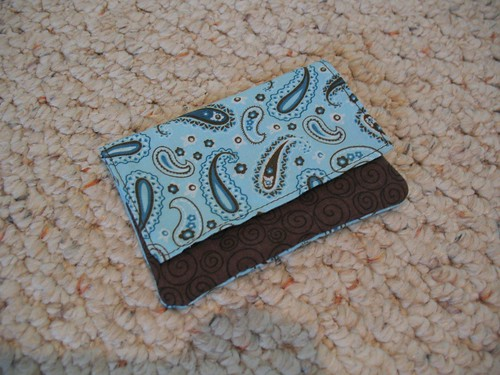 Lazy Girl Designs Wallet Outside