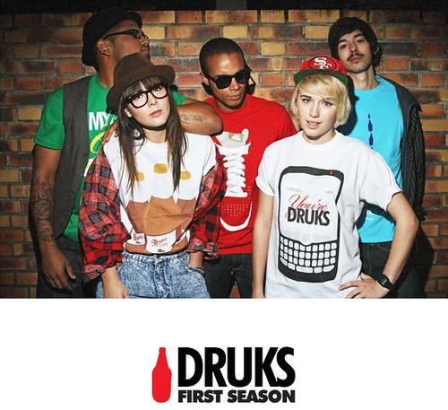 DRUKS - First Season