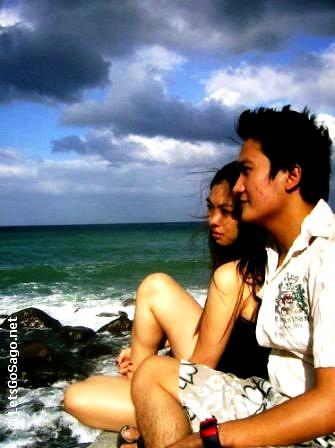 Poser: Anne & Mark @ Patapat Viaduct, Ilocos