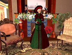 Saffia in Seasonal Dorothea
