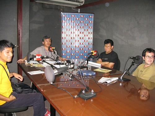 Cinencuentro en Radio Nacional