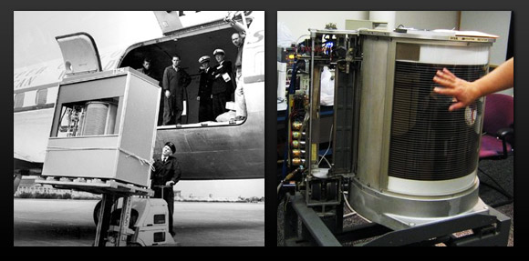 IBM Model 350, the first hard disk drive