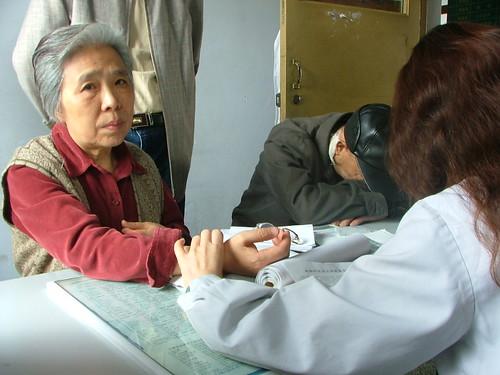 Zhou Hong Pulse Taking