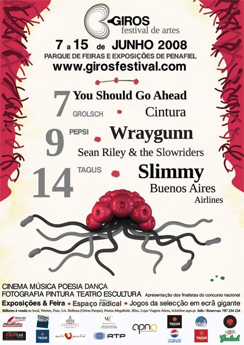 Giros festival de artes