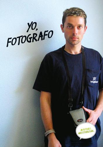 Aitor, fotógrafo.