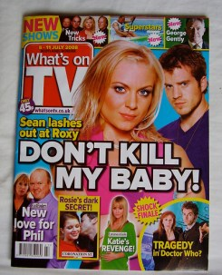 What's On TV - July 1 2008
