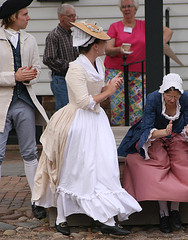 Colonial Williamsburg: Enactment of Conditions...
