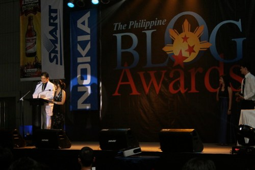 Philippine Blog Awards 2008