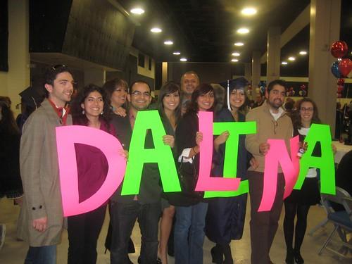 DALINA sign