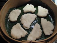 lotus buns
