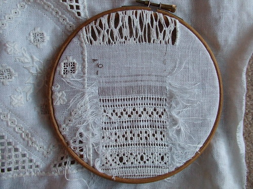 needleweaving WIP