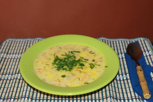 soup a la grec