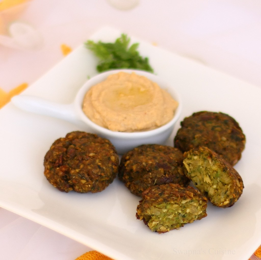 Image result for falafel and hummus