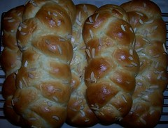 Swedish Braid Loaves