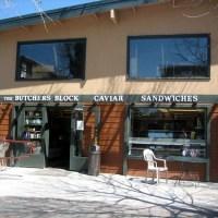 In Aspen, Sandwich Shops Also Sell Caviar