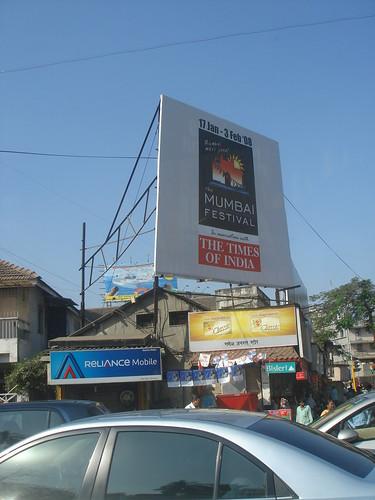 Mumbai_廣告