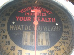 Your weight indicates your health