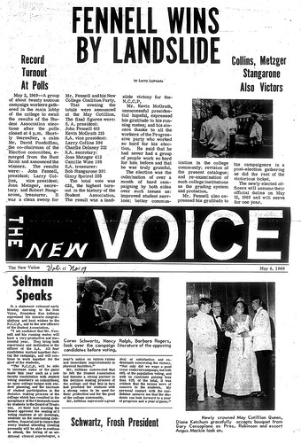 New Voice, May 6, 1969