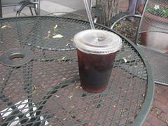 Cold-brewed 1369 Coffeehouse Cambridge, MA