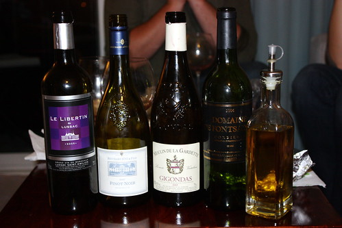 The wines from this week