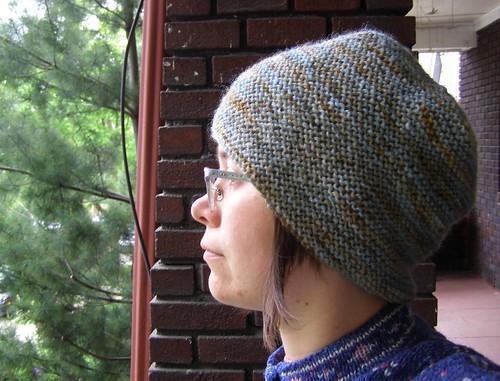 garterslouch hat