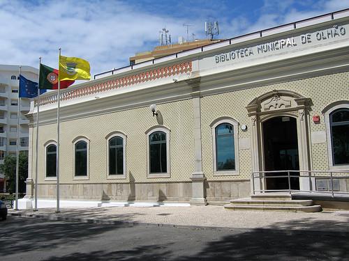 Biblioteca Municipal de Olhão