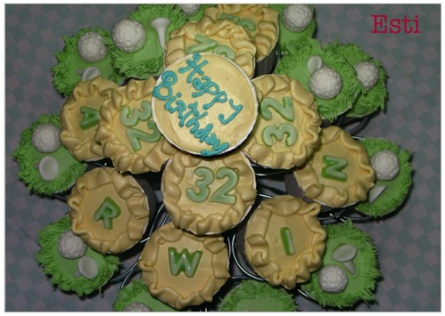 Golf Theme Cuppies - photo 3