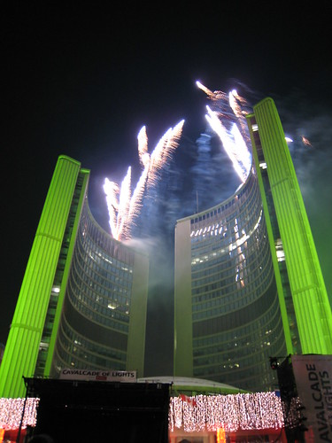 Fireworks, Cavalcade of Lights 07