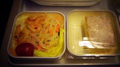 好吃的飛機餐