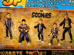 The Goonies - Action figures