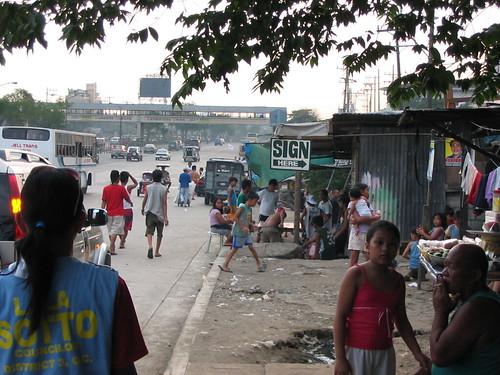 street quezon city balara old philippines