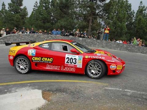 Modena Press Car Top Gear