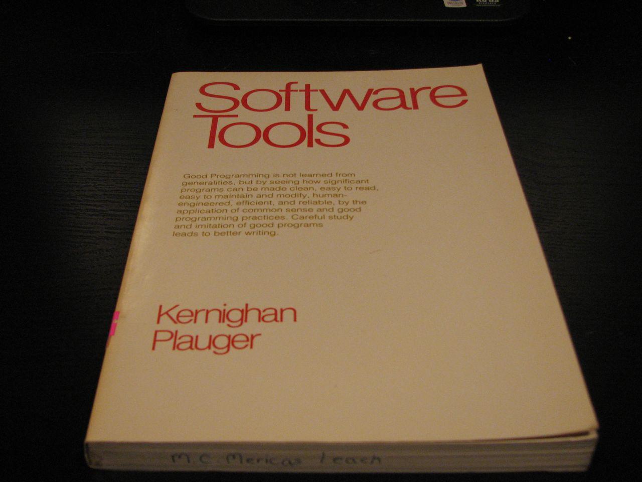 software manuel